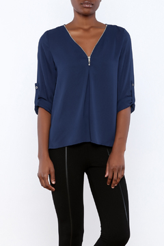 HYFVE Zipper Blouse - Product List Image