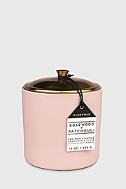 Hygge Blush Candle - Product Mini Image