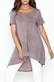 Hyku Tunic Length Top - Product Mini Image