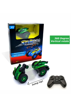Shoptiques Product: Hyper Runner Stunt Remote Control Car