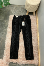 Kindred Mercantile  Hyper stretch snakeskin pant - Product Mini Image