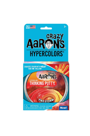 Crazy Aaron's  Hypercolors Putty: Firestorm - Product Mini Image