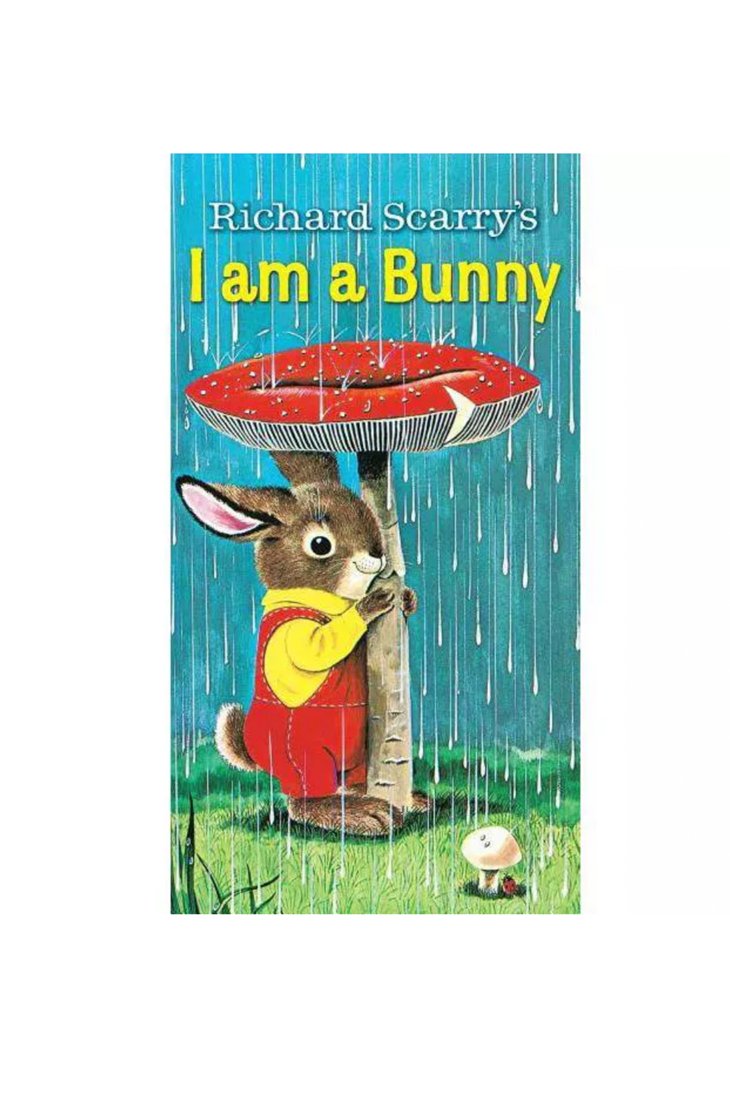 Penguin Books Richard Scarry's I Am A Bunny - Main Image