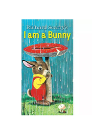Penguin Books Richard Scarry's I Am A Bunny - Front cropped