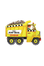 Scholastic I Am A Dump Truck - Front cropped