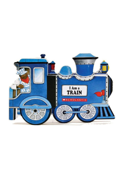 Scholastic I Am A Train - Alternate List Image