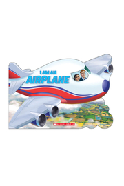 Scholastic I Am An Airplane - Product Mini Image