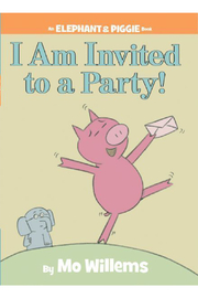 Hachette I Am Invited to a Party! - Product Mini Image