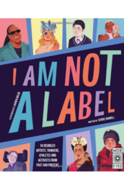 Hachette Book Group I Am Not A Label - Product Mini Image