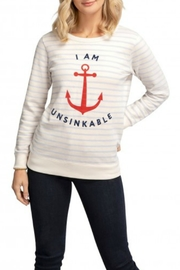 Spartina I am Unsinkable Knit Sweatshirt - Product Mini Image