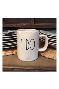 Rae Dunn I Do Mug - Alternate List Image