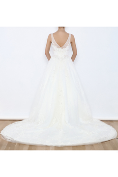 Shoptiques Product: Beaded Ball Gown