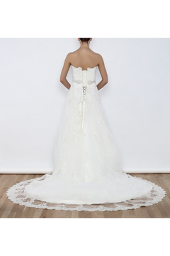 Shoptiques Product: Beaded Lace A-Line Gown