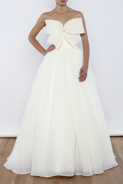 Shoptiques Product: Bow Ball Gown