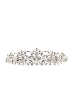 Shoptiques Product: Crystal Bridal Tiara