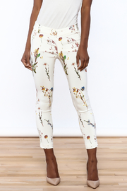 I Heart Tyler Madison Floral Cropped Trouser - Product Mini Image