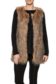 i. Joah Faux Fur Vest - Product Mini Image