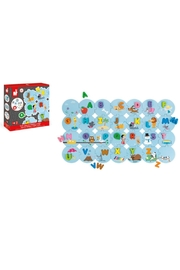 Janod I-Learn-The-Alphabet Puzzle - Front cropped