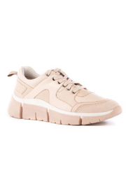 Seychelles  I'll Be There Leather Sneaker - Front cropped