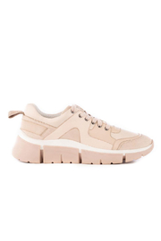 Seychelles  I'll Be There Leather Sneaker - Front full body
