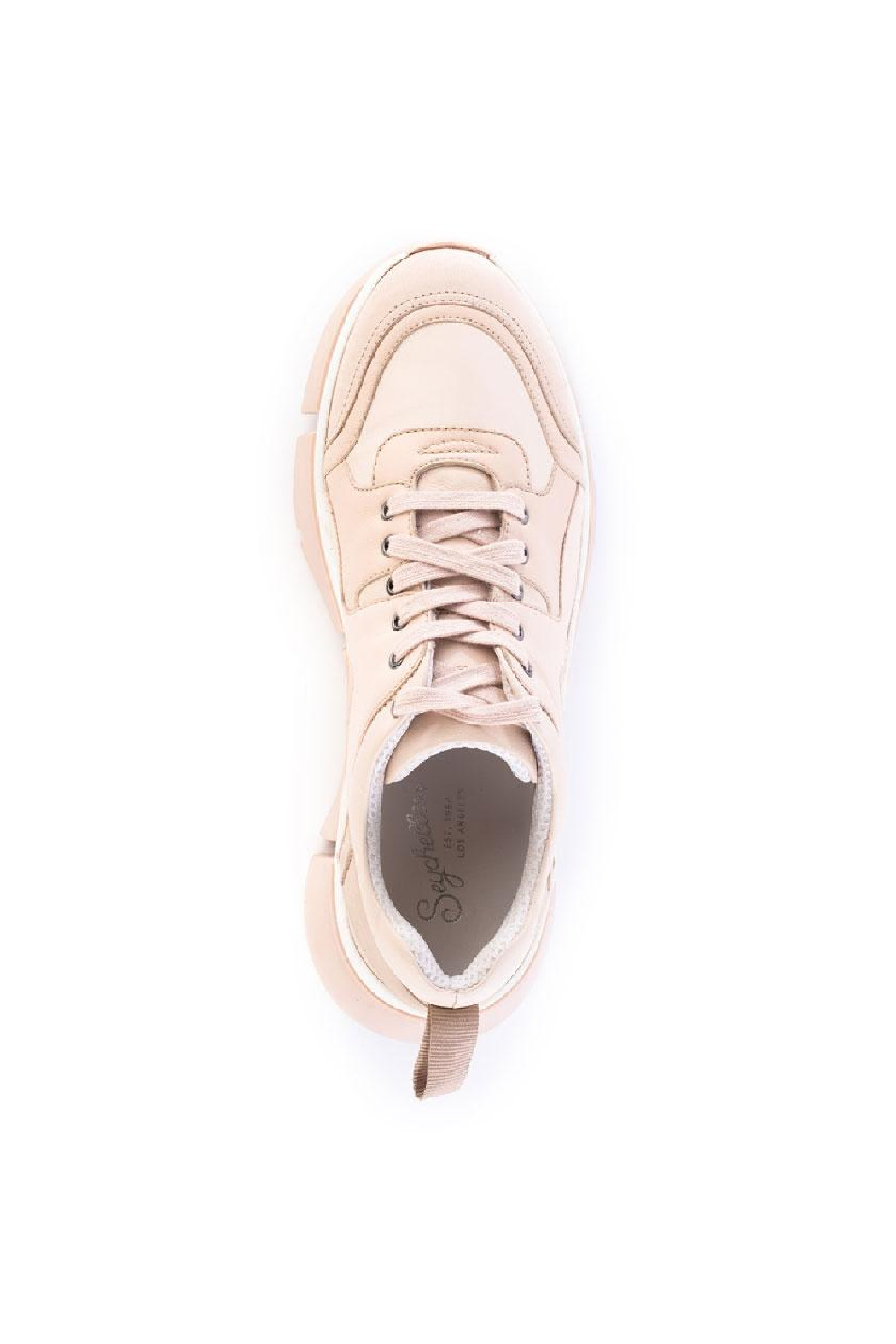 Seychelles  I'll Be There Leather Sneaker - Side Cropped Image