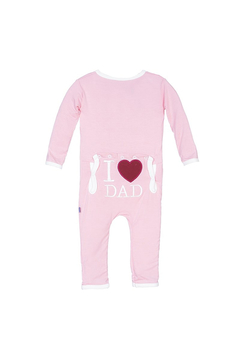 Shoptiques Product: I Love Dad Coverall