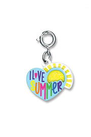 Charm It I Love Summer Charm - Front cropped