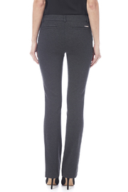 I Love Tyler Madison Charcoal Trouser Pant - Back cropped