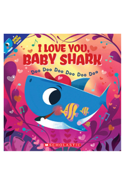 Scholastic I Love You, Baby Shark - Product Mini Image