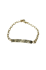 Lets Accessorize I-Love-You-More Bracelet - Product Mini Image