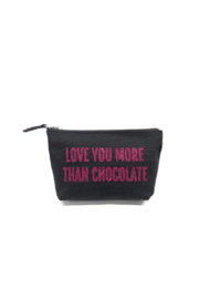 Quilted Koala I Love You More Than Chocolate - Product Mini Image