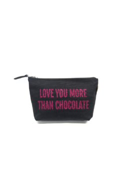 Shoptiques Product: I Love You More Than Chocolate