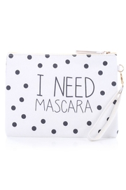 Bijorca I-Need-Mascara Cosmetic Bag - Product Mini Image