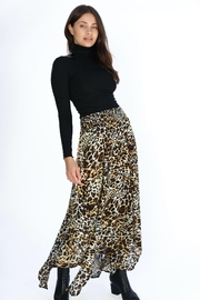 I.O. Domani Leopard Skirt - Product Mini Image