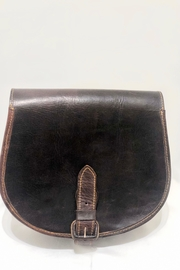 I.O. Domani Small Leather Crossbody - Front cropped