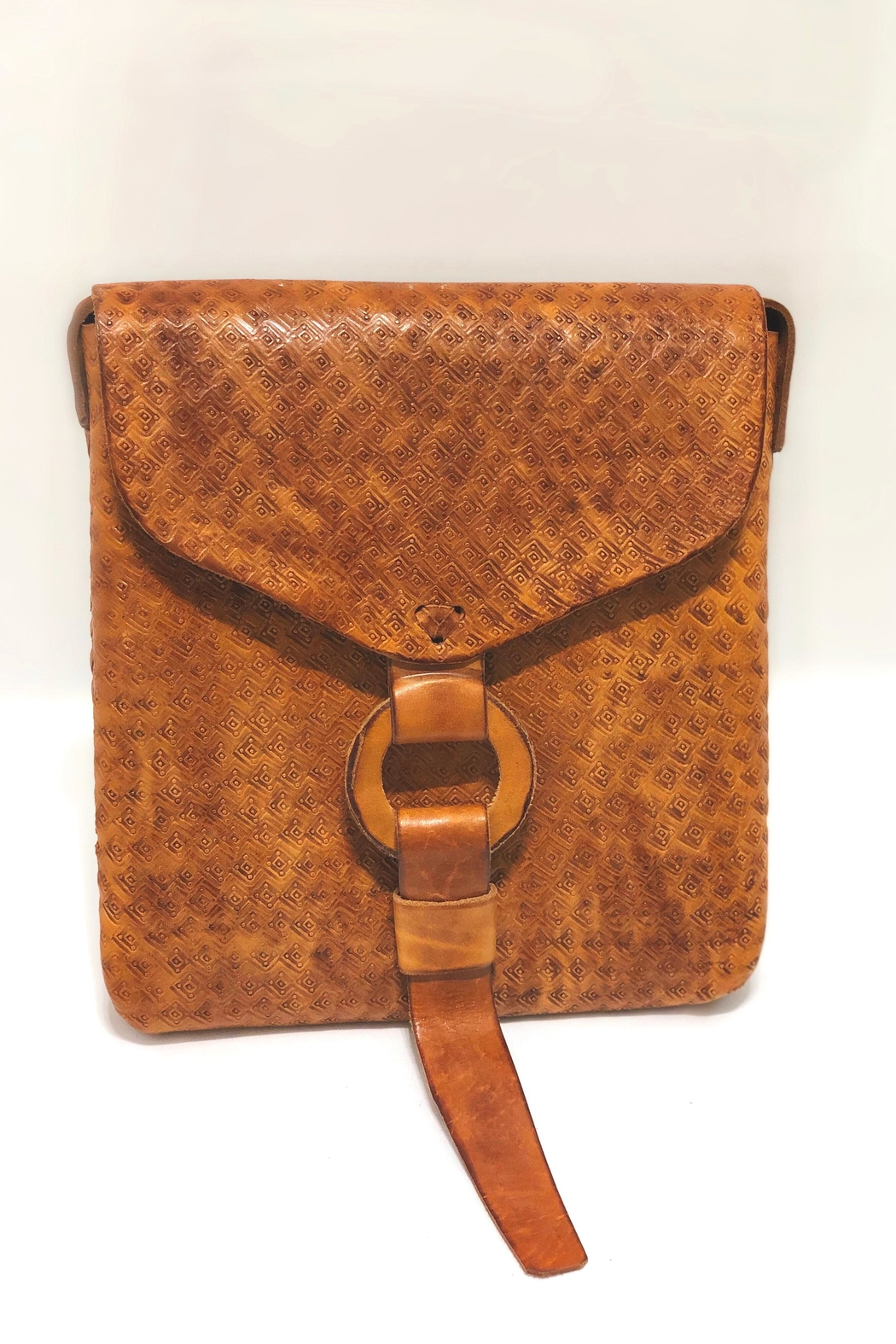 I.O. Domani Small Notebook Crossbody - Front Cropped Image