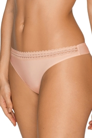 Prima Donna I-Want-You Thong - Front full body