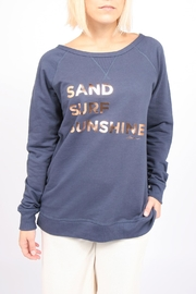 I Am My Story Tees Sand-Surf-Sunshine Sweatshirt - Product Mini Image