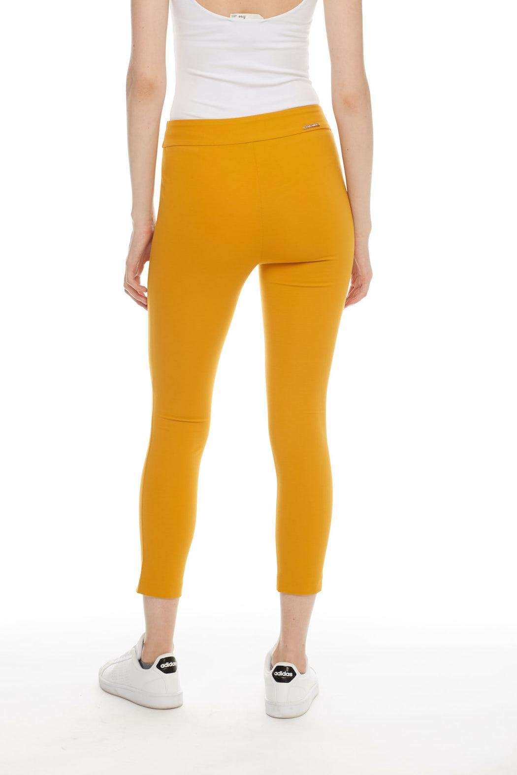 I Love Tyler Madison Liv Pull-On Trouser - Side Cropped Image