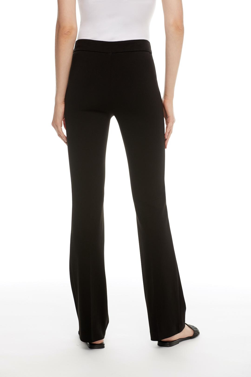 I Love Tyler Madison Reagan Bootcut Trouser - Side Cropped Image