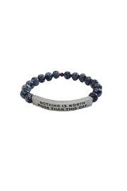 IamTra Stretch Bead Bracelet - Product Mini Image