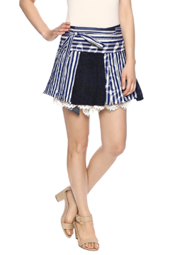 Shoptiques Product: Captain My Captain Skirt