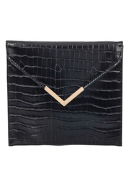 ICCO Faux Envelope Clutch - Product Mini Image