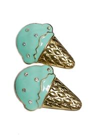 Ice Cream Earrings - Front cropped