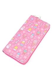 Riah Fashion Ice-Cream Popsicle Wallet - Product Mini Image