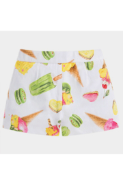 Mayoral Ice-Cream Shorts - Back cropped