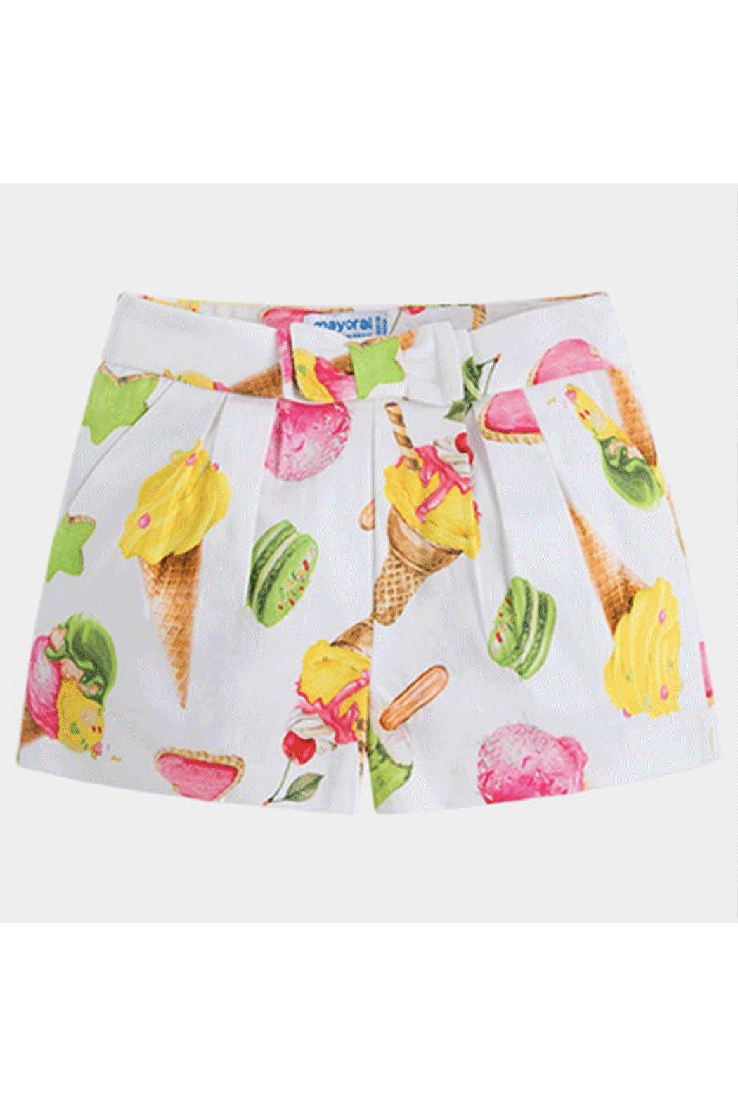 Mayoral Ice-Cream Shorts - Main Image