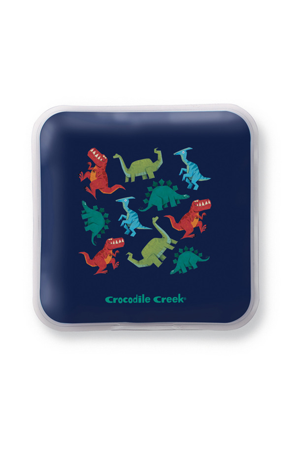 Crocodile Creek Ice Pack - Dinosaurs - Front Cropped Image