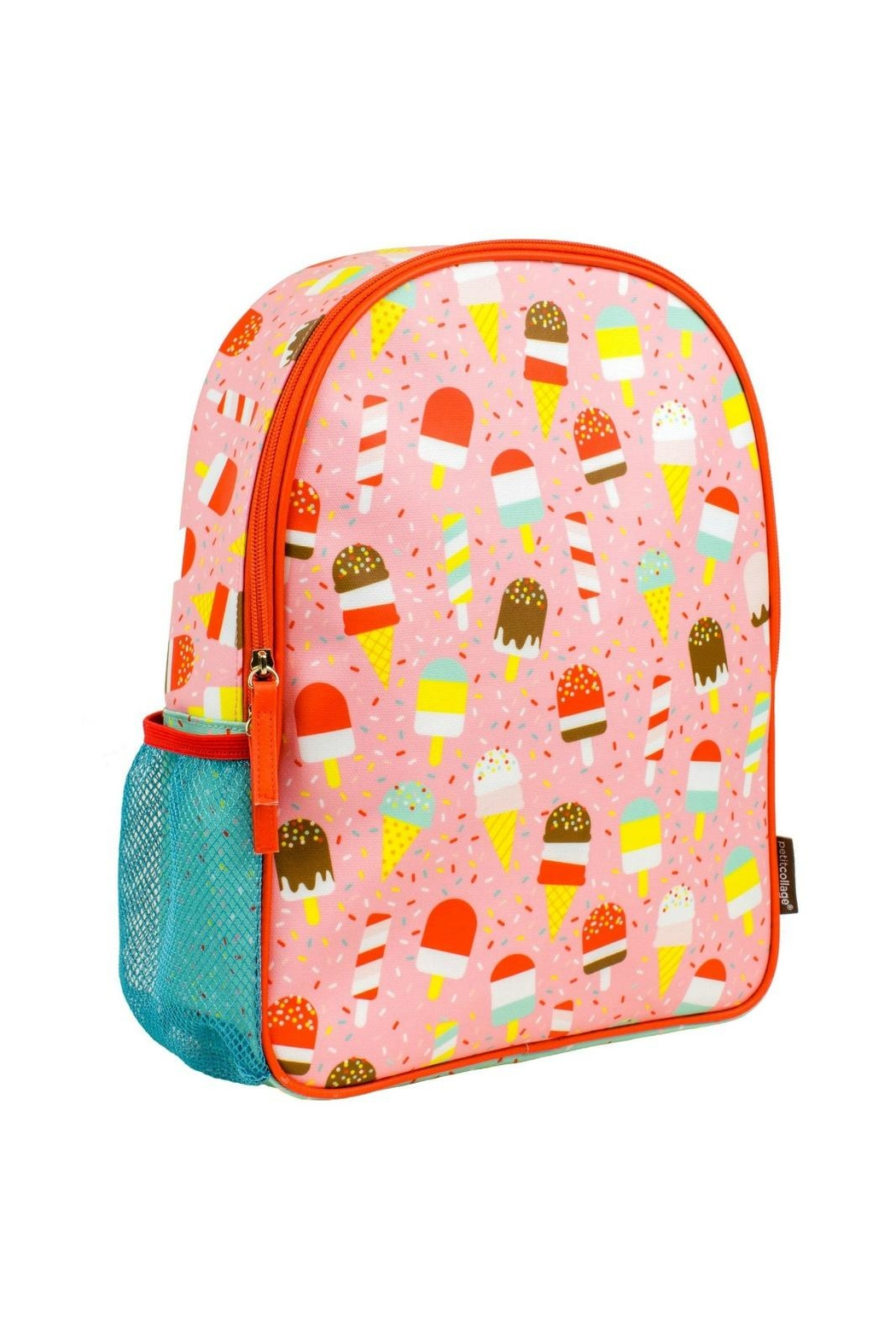 Petit Collage Ice Pops Backpack - Main Image