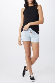tentree Icefall Tank - Front cropped